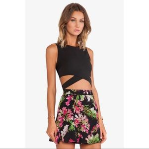 NWT Lovers + Friends So Into You Crop Top